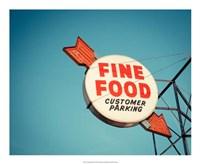 """Vintage Diner III by Recapturist - 22"""" x 18"""""""