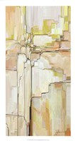 """Cliff Dwellers I by James Burghardt - 14"""" x 26"""""""