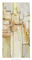 "Cliff Dwellers II by James Burghardt - 14"" x 26"""
