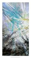 "Crosstalk Panel I by James Burghardt - 14"" x 26"""