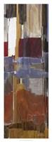 "Rock III by James Burghardt - 14"" x 38"""