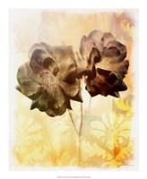 "Brocade Garden I by James Burghardt - 18"" x 22"""
