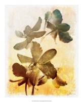 """Brocade Garden III by James Burghardt - 18"""" x 22"""""""