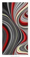 "Smoke Screen II by James Burghardt - 14"" x 26"""