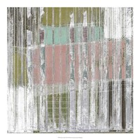 "Linear Mix II by Jennifer Goldberger - 20"" x 20"""