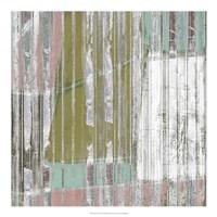 "Linear Mix IV by Jennifer Goldberger - 20"" x 20"""
