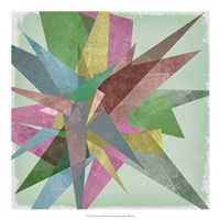 "Burst I by Jennifer Goldberger - 20"" x 20"""