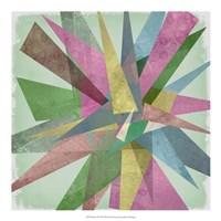 "Burst II by Jennifer Goldberger - 20"" x 20"""