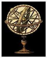 Sphere of the World I Framed Print