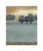 """Tranquil Landscape II by Norman Wyatt Jr. - 18"""" x 22"""""""