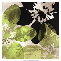 "Bloomer Tiles VI by James Burghardt - 17"" x 17"""