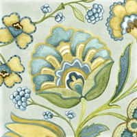 Decorative Golden Bloom III by Sydney Wright - various sizes - $25.49