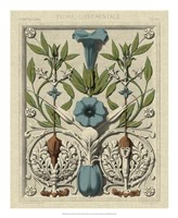 "Decorative Flourish I by Vision Studio - 18"" x 22"""