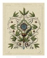 "Decorative Flourish IV by Vision Studio - 18"" x 22"""