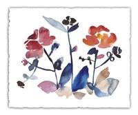 """Nouveau Boheme I by Kiana Mosley - 22"""" x 18"""""""