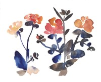 """Nouveau Boheme III by Kiana Mosley - 22"""" x 18"""""""