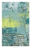"Linear Texture I by Jennifer Goldberger - 17"" x 26"""