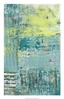 "Linear Texture II by Jennifer Goldberger - 17"" x 26"""