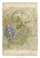 Floral Pattern Study IV Fine Art Print