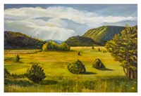 "Falls Creek by Judith D'agostino - 38"" x 26"""