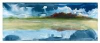 """Mirrored by Sisa Jasper - 42"""" x 18"""""""