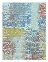 "Bold Textures I by Jennifer Goldberger - 20"" x 26"""