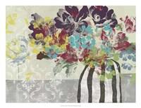 "Spray of Flowers II by Jennifer Goldberger - 26"" x 20"""