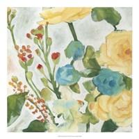 """June Bouquet II by Megan Meagher - 20"""" x 20"""""""