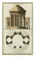 Deneufforge Architecture II Fine Art Print