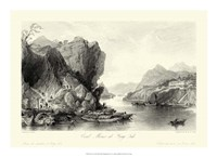 Scenes in China III Fine Art Print