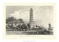 Scenes in China X Fine Art Print