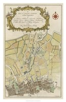Parishes of London Fine Art Print