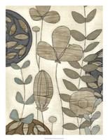 """Garden Contours II by June Erica Vess - 20"""" x 26"""""""