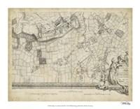 """18"""" x 14"""" Map Prints"""