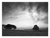 "Dales Landscape by Martin Henson - 26"" x 20"""
