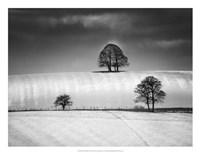 "Winter Triangle by Martin Henson - 26"" x 20"", FulcrumGallery.com brand"