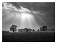 "Cloud Burst by Martin Henson - 26"" x 20"""