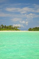 Medahutthaa Island, North Huvadhoo Atoll, Southern Maldives, Indian Ocean by Stuart Westmorland - various sizes, FulcrumGallery.com brand