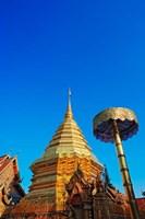 Wa Phra That Doi Suthep Rajvoravihara, Chiang Mai, Thailand by Adam Jones - various sizes