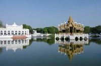 Aisawan Dhipaya Asana Pavilion, Royal Summer Palace, Bangkok, Thailand by Cindy Miller Hopkins - various sizes