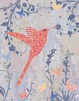 Victorian Visitor Color Fine Art Print