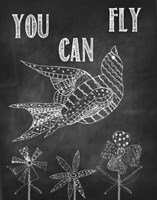 You Can by Jill Meyer - various sizes, FulcrumGallery.com brand