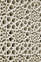 UAE, Dubai, Bur Dubai, Bastakia Mosque, Window by Walter Bibikow - various sizes