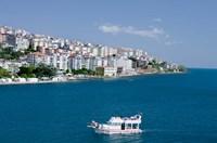 Black Sea Port, Paphlagonia, Turkey by Cindy Miller Hopkins - various sizes - $25.99