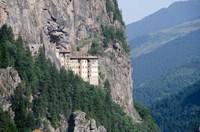 Sumela Monastery, Trabzon, Turkey by Cindy Miller Hopkins - various sizes