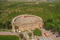 Amphitheater of Aspendos, Antalya, Turkey by Ali Kabas - various sizes - $28.99