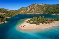 Oludeniz, Fethiye, Turkey by Ali Kabas - various sizes