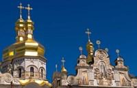 Perchersk Lavra Church, Kiev, Ukraine by Bill Bachmann - various sizes