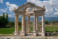Roman Archaeological Site, Aphrodisias, Turkey by Darrell Gulin - various sizes