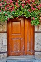 Doorway in Antalya, Turkey by Darrell Gulin - various sizes